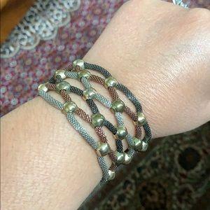 ❤️ Double sided magnetic bracelet